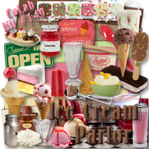 CoLab Kit 149 Ice Cream Parlor